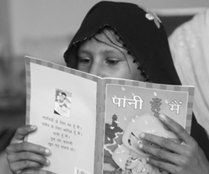 Educating girls lessens child marriages