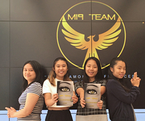 MI9 Team book clubs